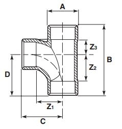 ABS-Swept-Tee-90-Diagram