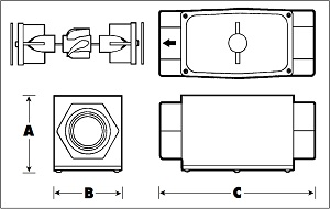 gpi-g2b-brass-flow-meter-diagram