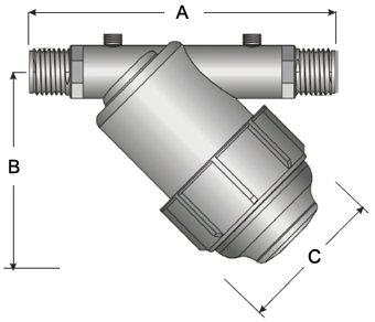 In-Line Disc Filter