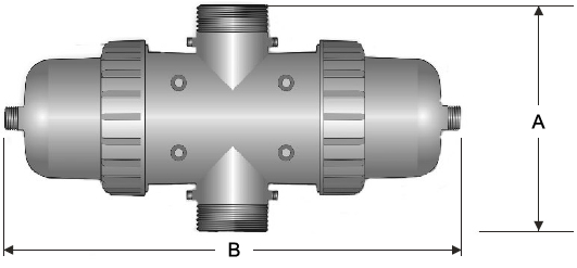 Twin Body Disc Filter